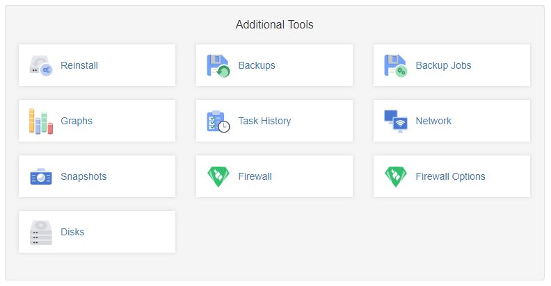 Vps Management Tools
